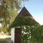 Kostnice na místním hřbitově, Foto: Dagmar Sedláčková