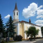 Kostel Nanebevzetí Panny Marie, Foto: Petra Klabusayová