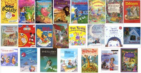 Nové knihy děti 28.1.2020