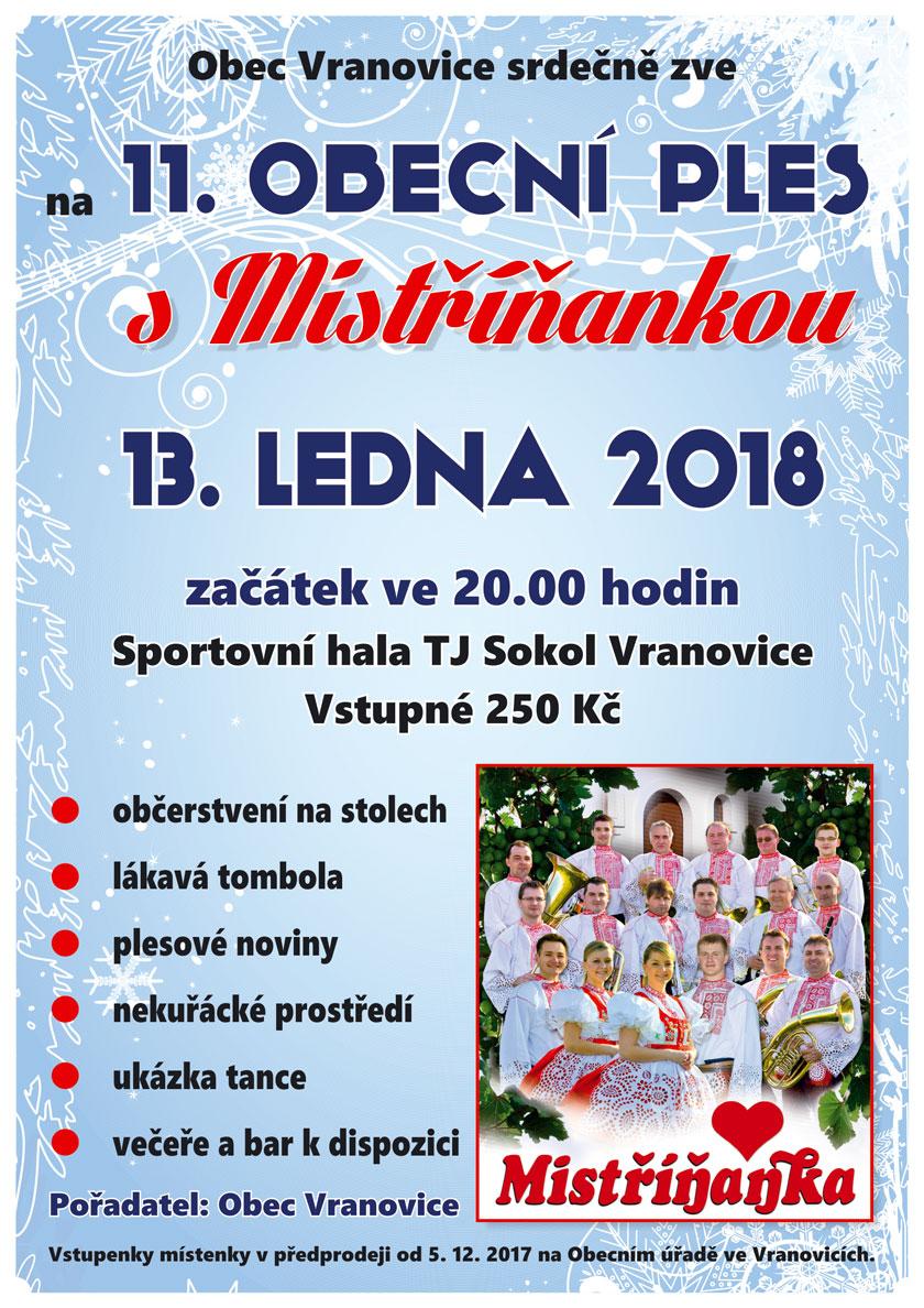 VranovicePles2018_Plakat