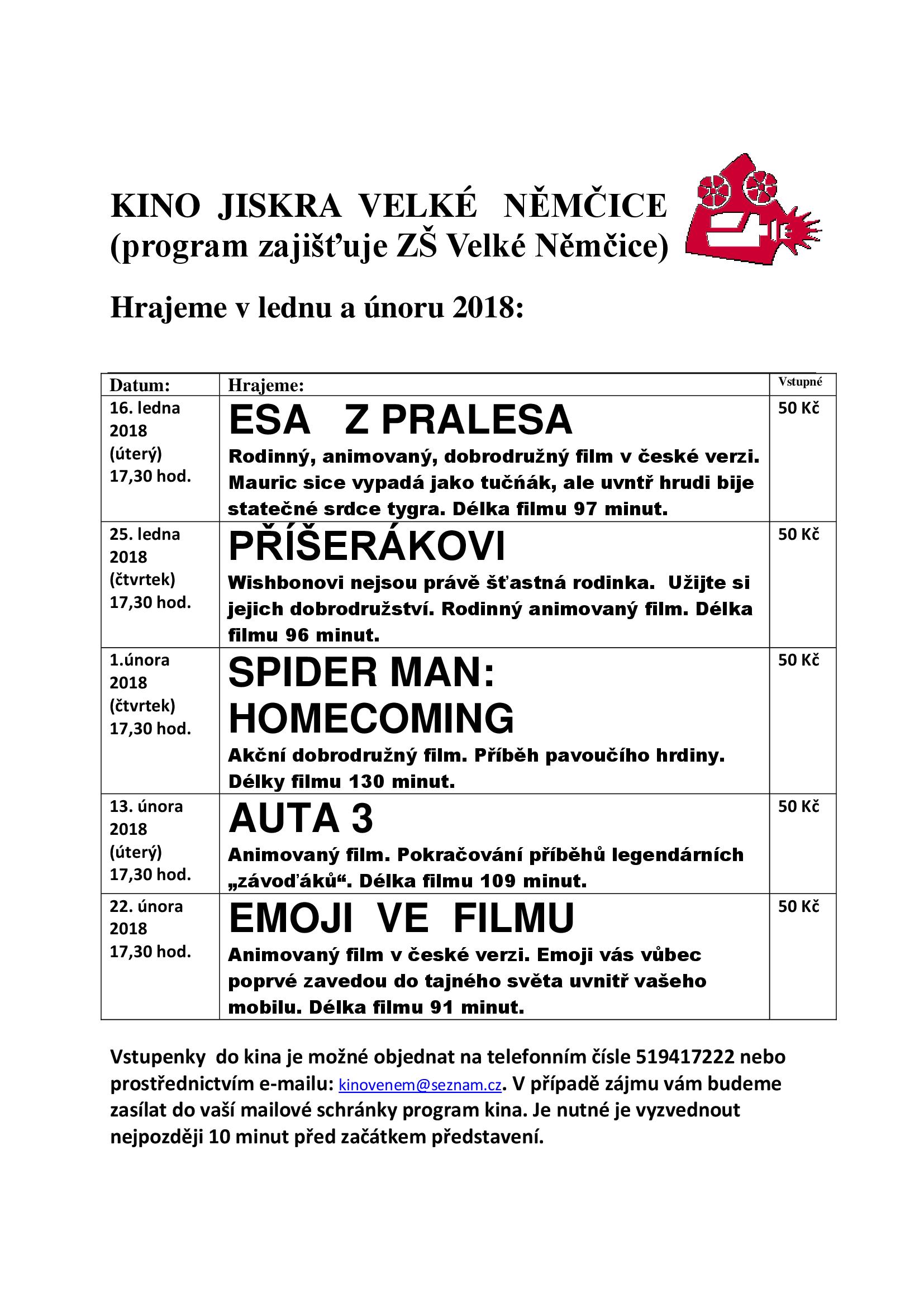 Kino Velké Němčice