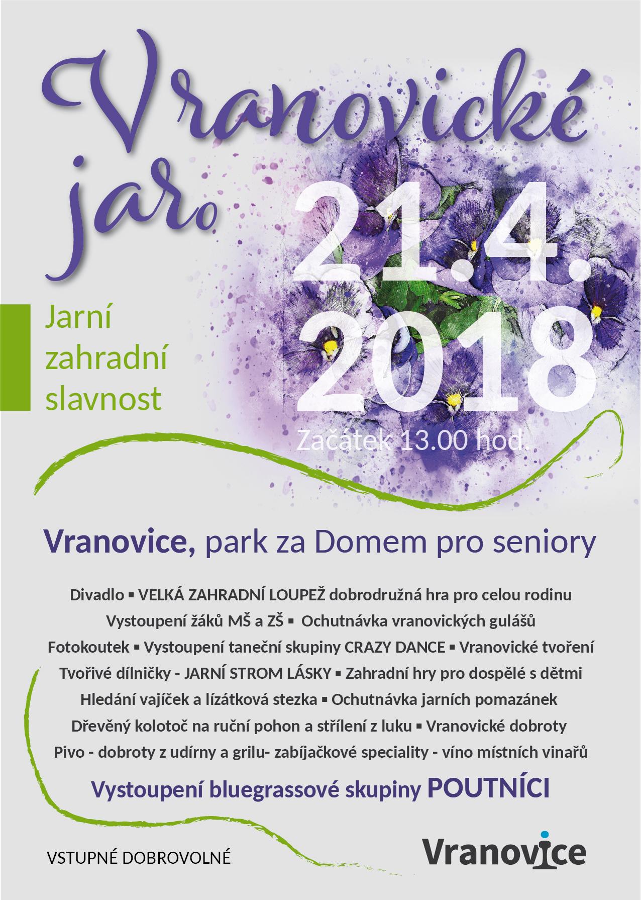 Vranovice jaro_2018