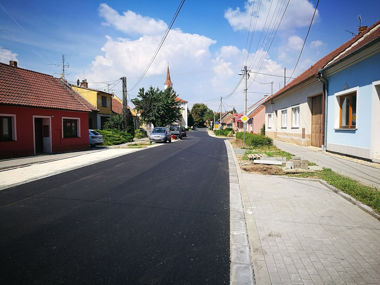ulice Dlouha