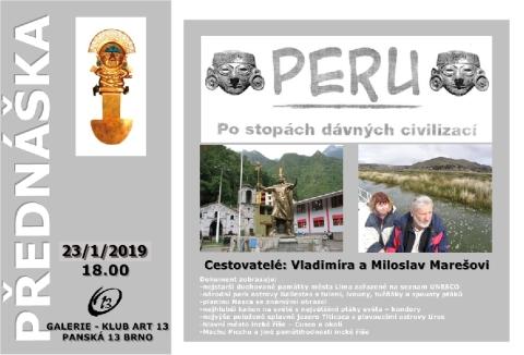 POZV._PERU - 23.1.2019
