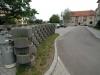 Bytovky Přibická - kanalizace, komunikace