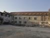 Bourání starých budov