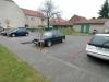 Parkoviště před obecním úřadem